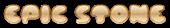 Font Lard Epic Stone Logo Preview