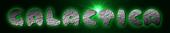 Font Lard Galactica Logo Preview