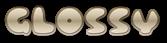 Font Lard Glossy Logo Preview