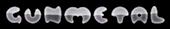 Font Lard Gunmetal Logo Preview