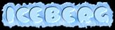 Font Lard Iceberg Logo Preview