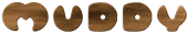 Font Lard Muddy Logo Preview