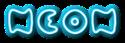 Font Lard Neon Logo Preview