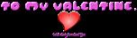Font Lard Valentine Symbol Logo Preview