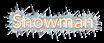 Font Lato Snowman Logo Preview