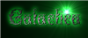 Font Leafy Glade Galactica Logo Preview
