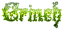 Font Leafy Glade Grinch Logo Preview