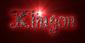 Font Leafy Glade Klingon Logo Preview