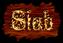 Font Leafy Glade Slab Logo Preview