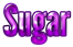 Font League Gothic Sugar Logo Preview