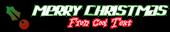Font Lebowski Christmas Symbol Logo Preview
