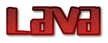 Font Lebowski Lava Logo Preview