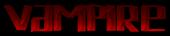 Font Lebowski Vampire Logo Preview