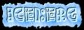 Font Leftside Iceberg Logo Preview