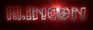 Font Leftside Klingon Logo Preview