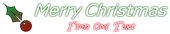 Font Legendum Christmas Symbol Logo Preview
