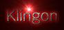 Font Legendum Klingon Logo Preview