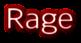Font Legendum Rage Logo Preview