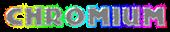 Font Lemiesz Chromium Logo Preview