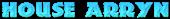 Font Lemiesz House Arryn Logo Preview