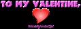 Font Lemiesz Valentine Symbol Logo Preview