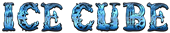 Font Letters Animales Ice Cube Logo Preview