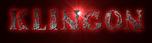 Font Letters Animales Klingon Logo Preview