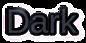 Font Liberation Sans Dark Logo Preview