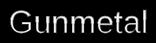 Font Liberation Sans Gunmetal Logo Preview
