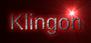 Font Liberation Sans Klingon Logo Preview
