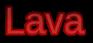Font Liberation Sans Lava Logo Preview