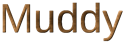Font Liberation Sans Muddy Logo Preview