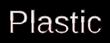 Font Liberation Sans Plastic Logo Preview