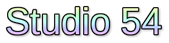 Font Liberation Sans Studio 54 Logo Preview