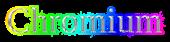 Font Liberation Serif Chromium Logo Preview
