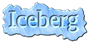 Font Liberation Serif Iceberg Logo Preview