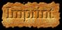 Font Liberation Serif Imprint Logo Preview