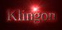Font Liberation Serif Klingon Logo Preview