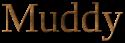 Font Liberation Serif Muddy Logo Preview