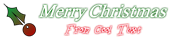 Font Lido STF Christmas Symbol Logo Preview