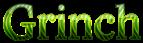 Font Lido STF Grinch Logo Preview