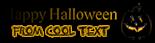 Font Lido STF Halloween Symbol Logo Preview