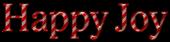 Font Lido STF Happy Joy Logo Preview