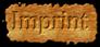 Font Lido STF Imprint Logo Preview