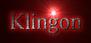 Font Lido STF Klingon Logo Preview