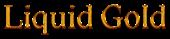 Font Lido STF Liquid Gold Logo Preview