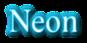 Font Lido STF Neon Logo Preview