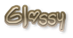 Font Lindas Lament Glossy Logo Preview