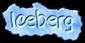 Font Lindas Lament Iceberg Logo Preview