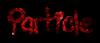 Font Lindas Lament Particle Logo Preview